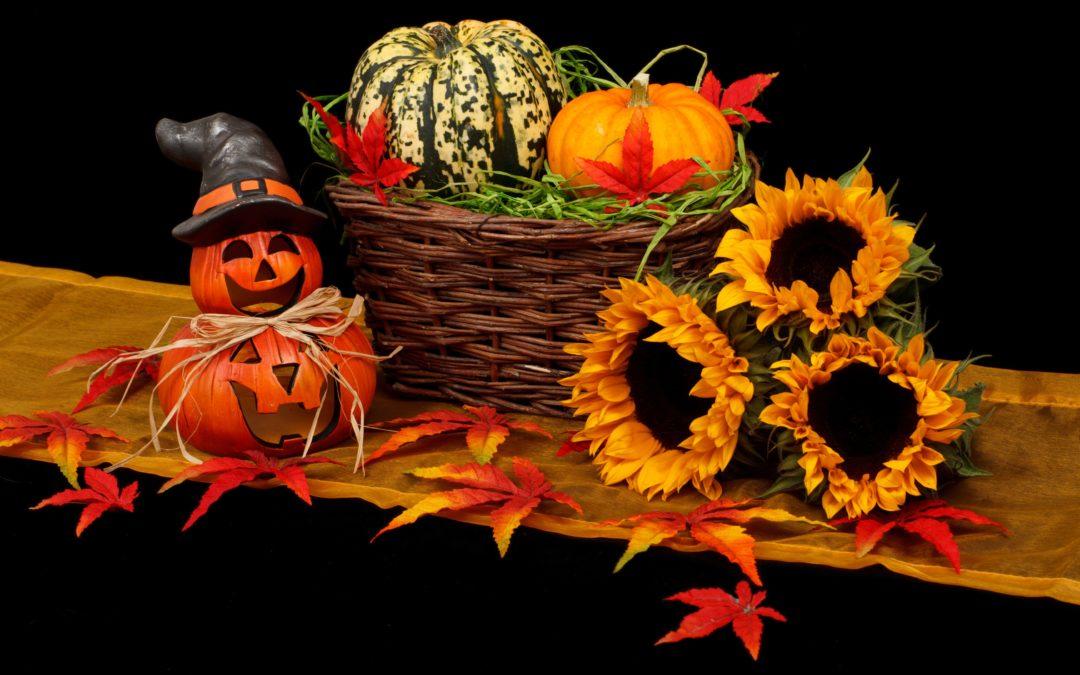 Get Ready for October Festivities!