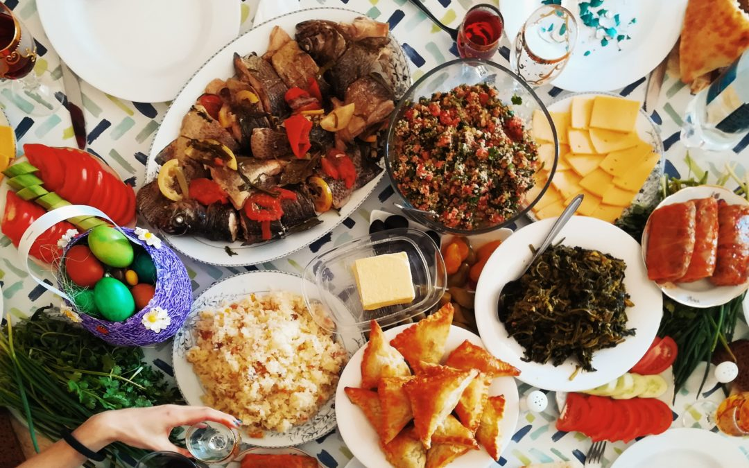 Prepare Holiday Feasts the Green Way!