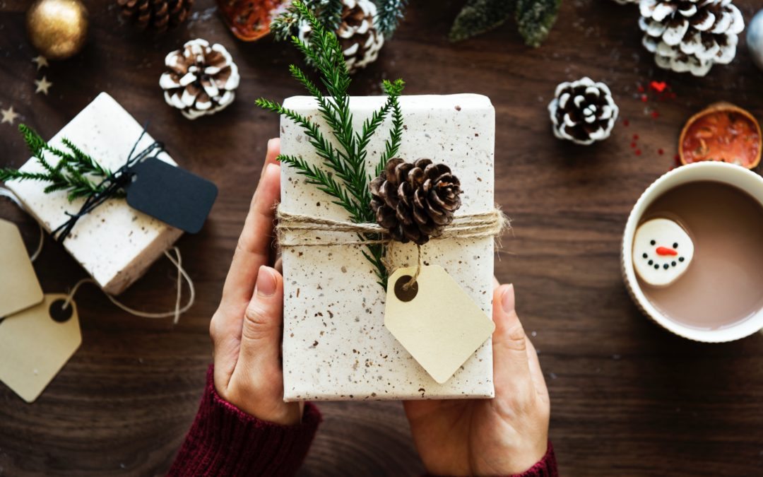 The Green Guide to Gift Giving & Gift Wrapping